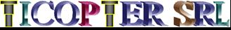 Ticopter Logo